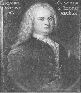 Joan Salvador apotecari i botànic