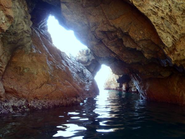 El túnel de la bayera