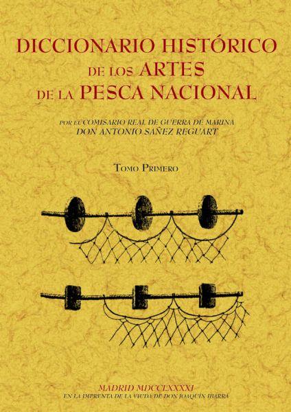 Edicio en fascuimil del Diccionario de Sañez